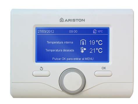 Pompa de caldura Ariston Nimbus Compact 40 S NET pentru incalzire si ACM 2