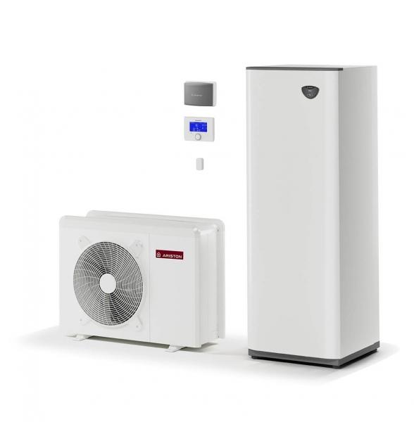 Pompa de caldura Ariston Nimbus Compact 50 S NET pentru incalzire si ACM 0