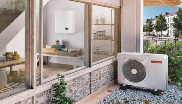 Pompa de caldura Ariston Nimbus Plus 70 S NET pentru incalzire 1