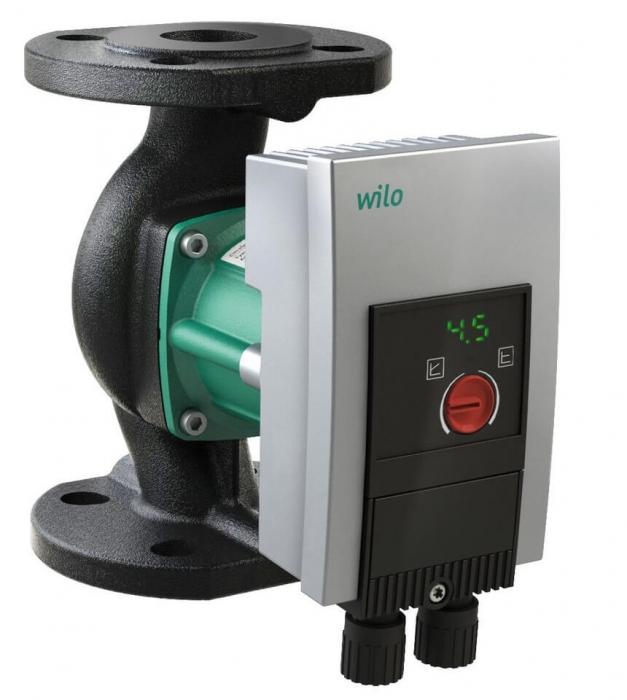 Pompa de circulatie cu flansa Wilo Yonos Maxo 30/0.5-10, 180 mm 0