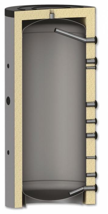 Rezervor de acumulare pentru sisteme de incalzire - puffer 800l 0