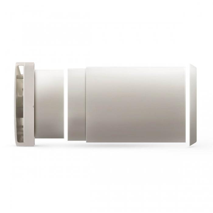 Ventilator cu recuperare de caldura si functie de purificare a aerului Aspira RHINOCOMFORT 160 RF 5