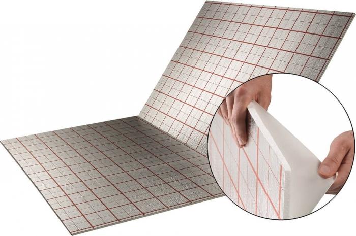 Rola izolatie  - tacker TECEfloor 10 plus, 1.92mp [0]