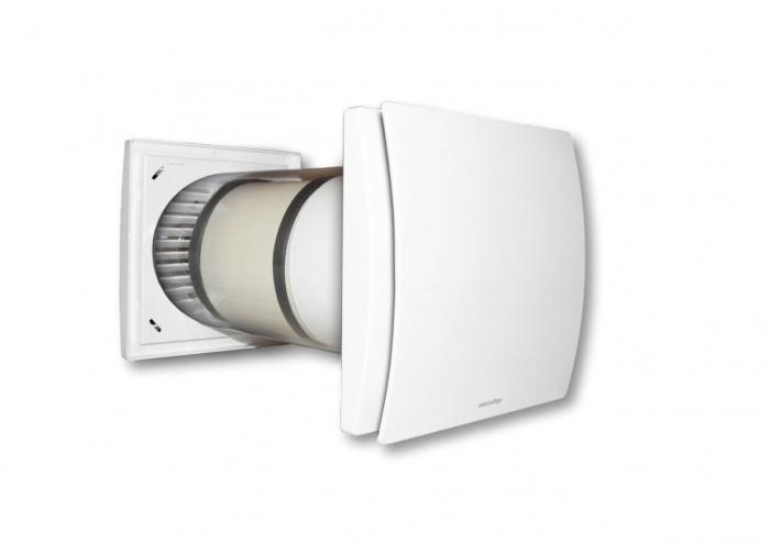 Unitate de ventilatie cu recuperare de caldura Aerauliqa Quantum HR 150 0
