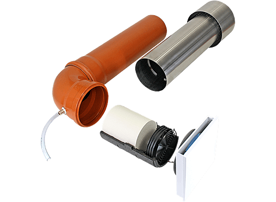 Unitate descentralizata de ventilatie cu recuperare de caldura cu integrare in fatada 0