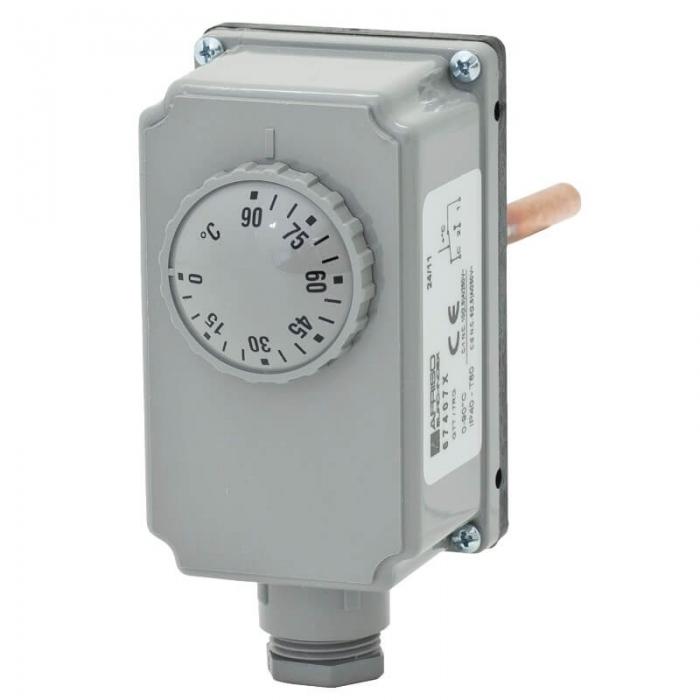 Termostat de imersie directa Esbe TIA 122 0