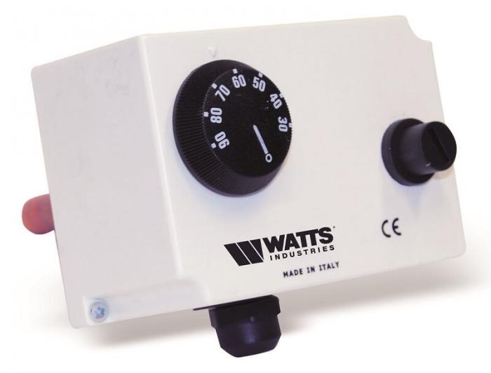 Termostat dual de imersie Watts TRS TU 0
