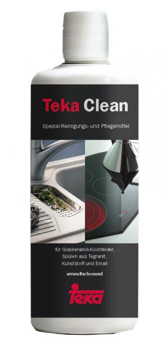 Solutie de curatat TekaClean pentru chiuvetele din tegranit si suprafetele vitroceramice 0