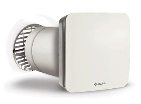 Ventilator cu recuperare de caldura cu control Wireless 0