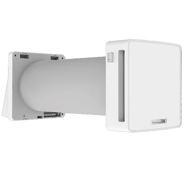 Unitate de ventilatie cu recuperare de caldura NovingAIR 150 0