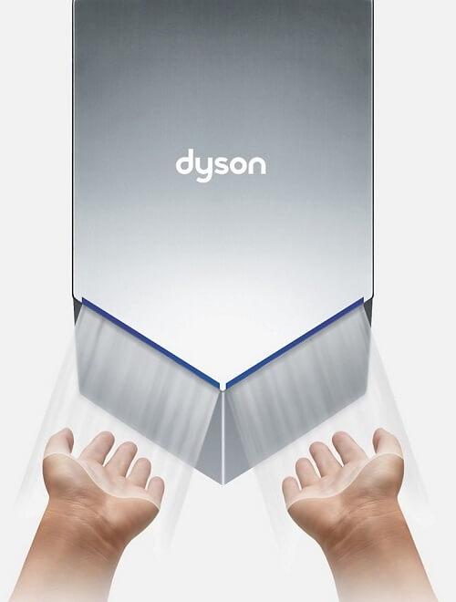 Dyson airblade v цвет никель dyson dc25 animal ball troubleshooting