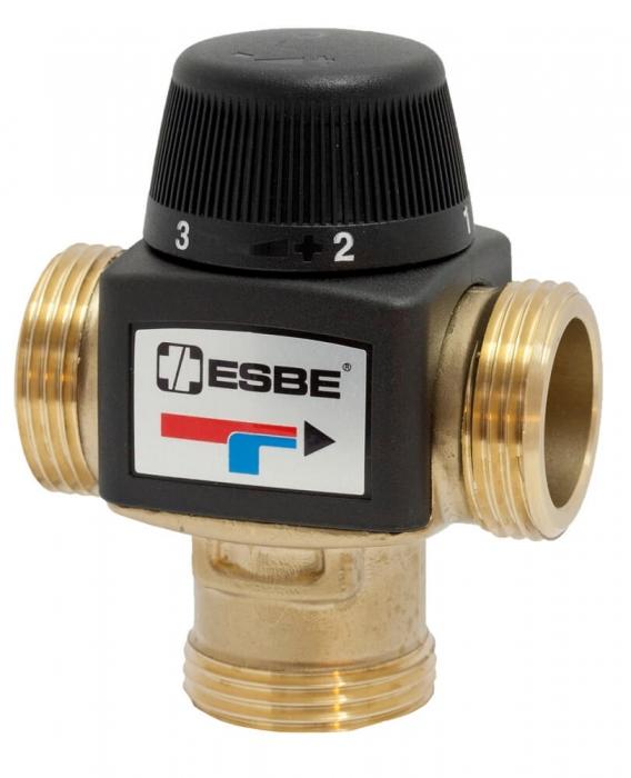 Ventil termostatic de amestec ESBE VTA 372-1 20-55°C 0