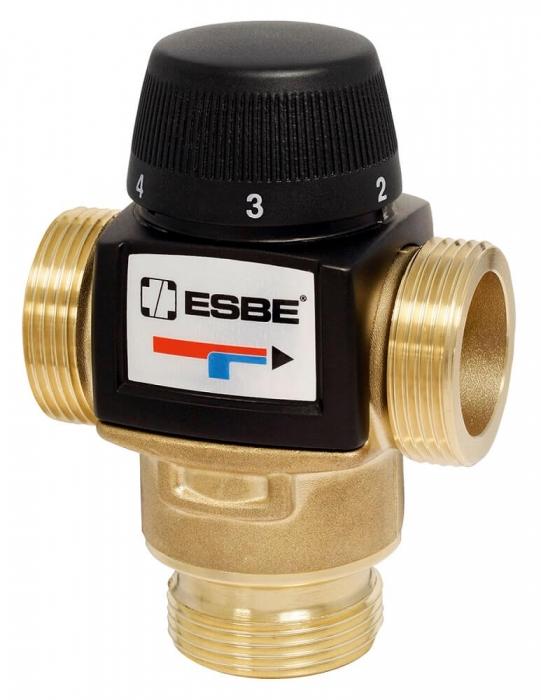 Ventil termostatic de amestec ESBE VTA 572-1¼ 20-55°C 0