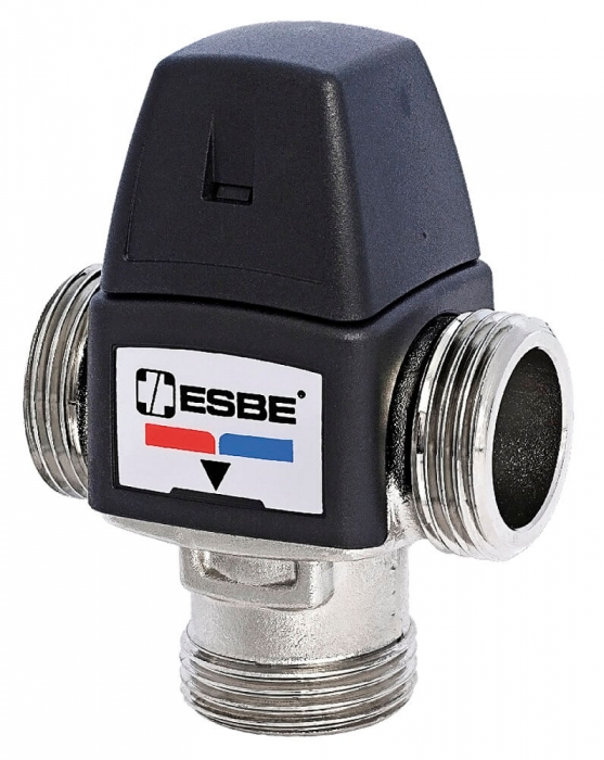 Ventil termostatic de amestec premium pentru ACM, ESBE VTA 362-3/4 35-60°C 0