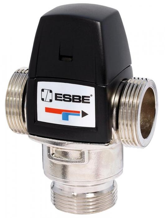 "Ventil termostatic de amestec premium pentru ACM, ESBE VTA 532-1"" 45-65°C 0"