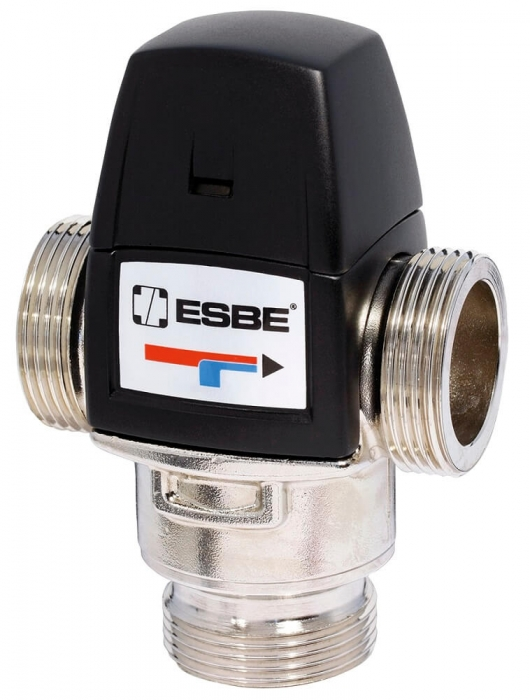 "Ventil termostatic de amestec premium pentru ACM, ESBE VTA 532-1"" 35-50°C 0"