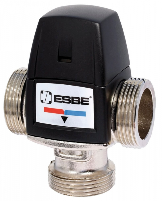 "Ventil termostatic de amestec premium pentru ACM, ESBE VTA 562-1"" 45-65°C 0"