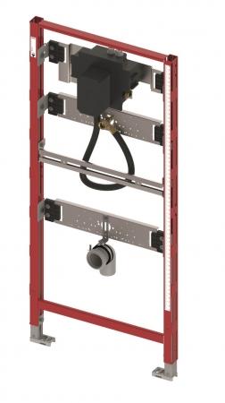 Cadru urinal TECE cu modul spalare U2, H1120 mm, pentru sisteme cu actionare electronice TECEfilo0