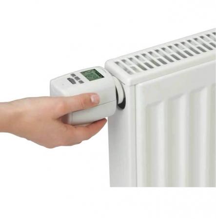 Cap termostatat electronic SAFEdrive Jurgen Schlosser Armaturen, M30 x 1.51