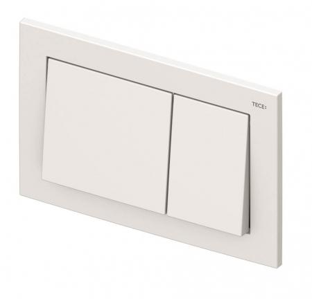 Rezervor WC cu cadru si clapeta alba, TECE BASE, actionare frontala, inaltime 1120mm1