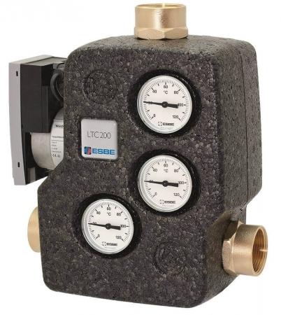 Grup de pompare termostatic pentru centrale pe lemne ESBE LTC 261 32/600
