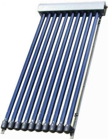 Panou solar cu tuburi vidate Westech SP-58 cu 10 tuburi, 569kW/h/m²/an0