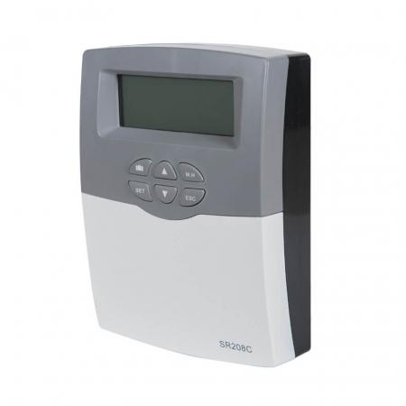 Automatizare pentru panouri solare compacte presurizate Panosol SR609C1