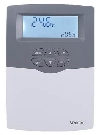 Automatizare pentru panouri solare compacte presurizate Panosol SR609C0