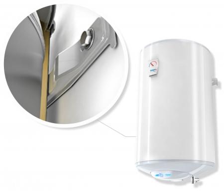 Boiler termoelectric cu serpentina extinsa Tesy BiLight 120l1