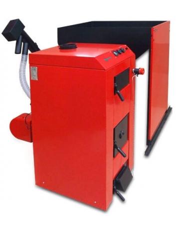 Centrala termica pe peleti si lemne Termofarc FI-NSP 1500