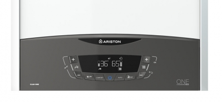 Centrala termica in condensare Ariston Clas One 24 kW1