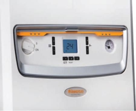 Centrala termica in condensare Immergas Victrix Pro 55 kW - numai incalzire1