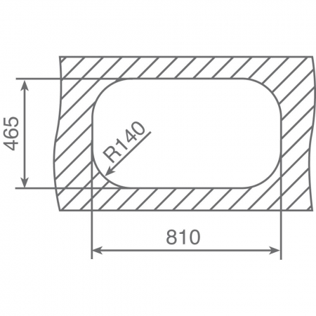 Chiuveta bucatarie din inox Teka Stylo 1B 1D1