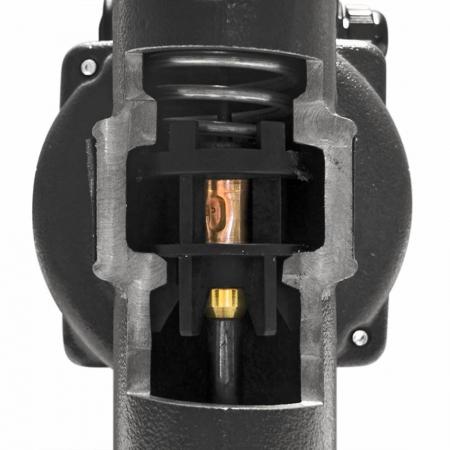 Grup de pompare termostatic pentru centrale pe lemne ESBE LTC 271 50/602