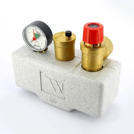 Grup de siguranta Watts KSG 30-100 pt. centrale de pana la 100 kW [0]