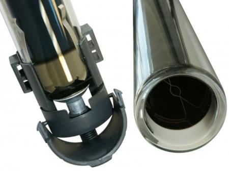 Panou solar cu tuburi vidate Westech WT-B 58 cu 22 tuburi, 730kW/h/m²/an2