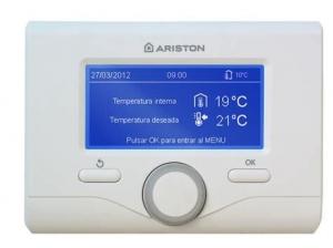 Pompa de caldura Ariston Nimbus Compact 50 S NET pentru incalzire si ACM2