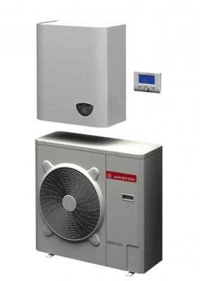 Pompa de caldura Ariston Nimbus Plus 110 ST NET pentru incalzire0