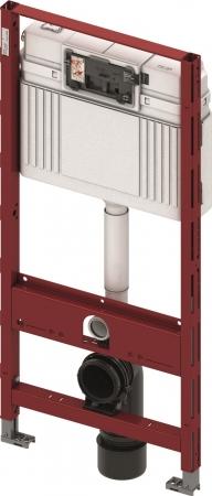 Cadru wc cu bazin TECE Standard cu montaj incastrat inaltime 1120 mm [0]