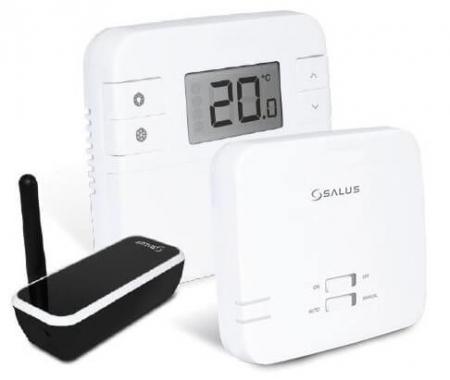Termostat controlabil prin internet salus RT310i [1]