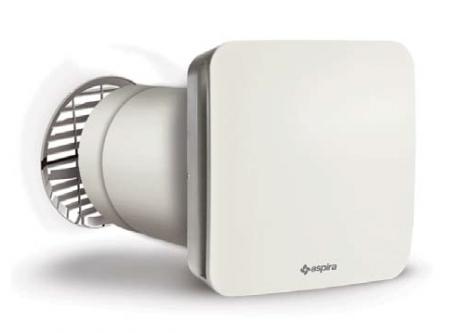 Unitate de ventilatie cu recuperare de caldura Aspira ECOCOMFORT RF 1600