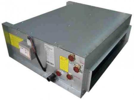 Ventiloconvector necarcasat Evoclima FC3 25 U, 3 randuri, 510 mc/h0