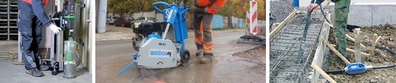 Echipamente asfalt/beton
