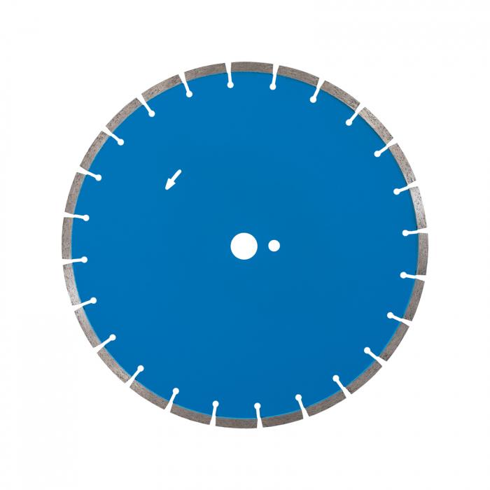 Disc diamantat pentru beton KERN LC-PLUS [0]