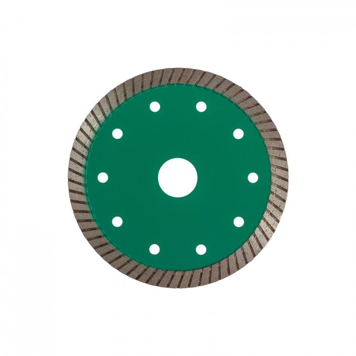 Disc diamantat sinterizat KERN TEC pentru polizoare [0]