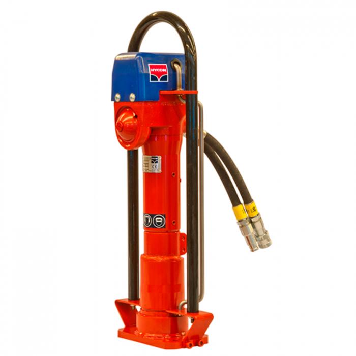 Echipament hidraulic pentru bătut stâlpi în pământ Hycon HPD [0]