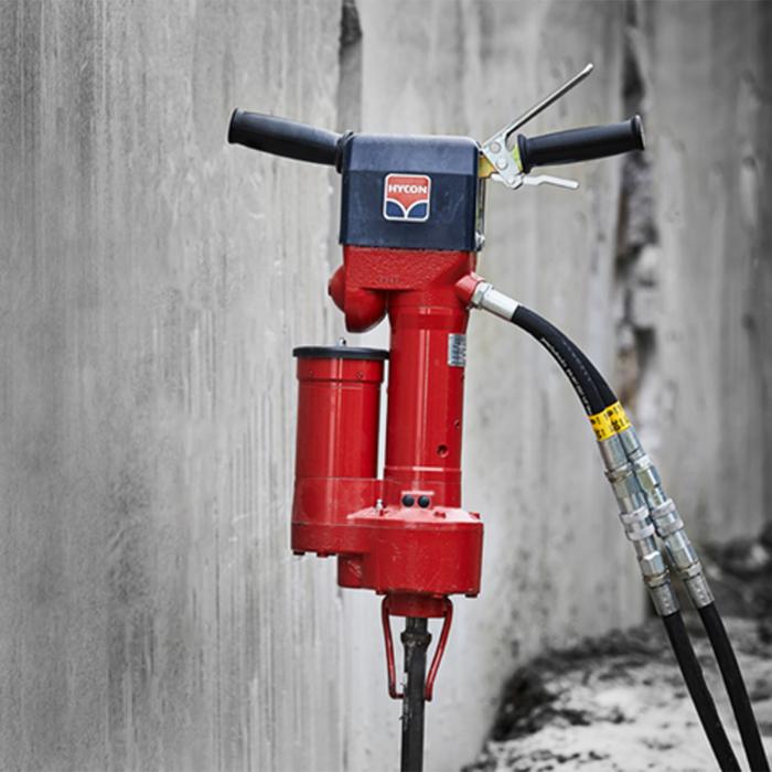 Echipament hidraulic pentru găurire în rocă Hycon HRD30 [2]
