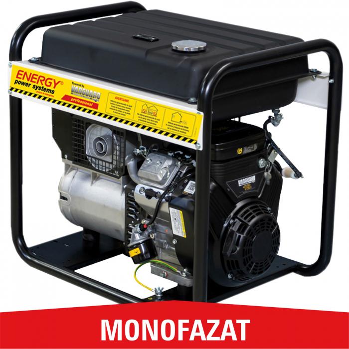 Generator de curent monofazat Energy 10000 MVE, 9,5 kW [0]