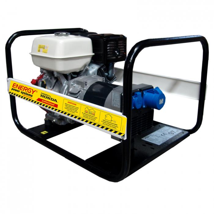 Generator de curent monofazat Energy 6500 MH, 6,2 kW [1]