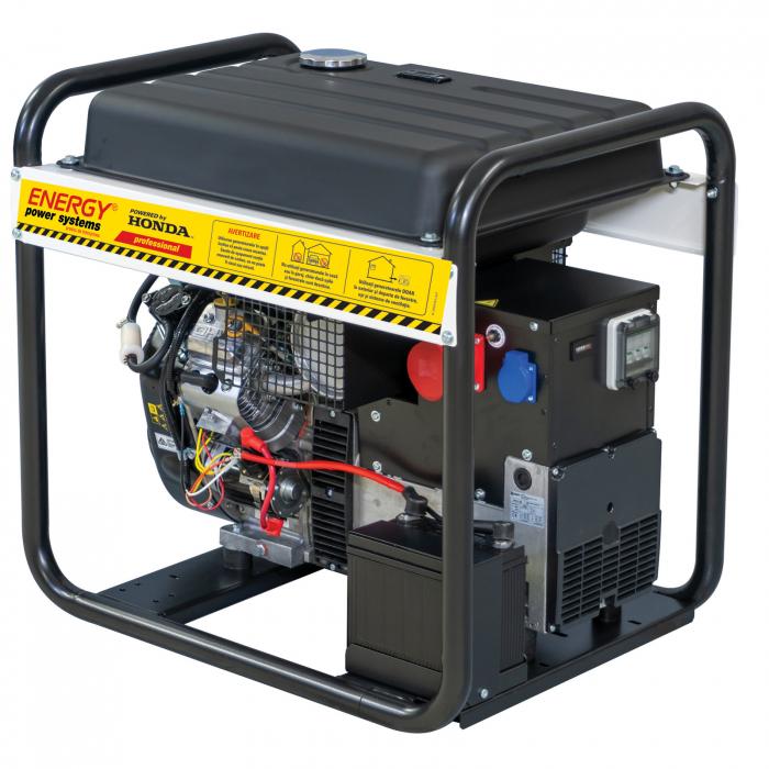 Generator de curent trifazat Energy 13000 TVE, 12,5 kVA [1]